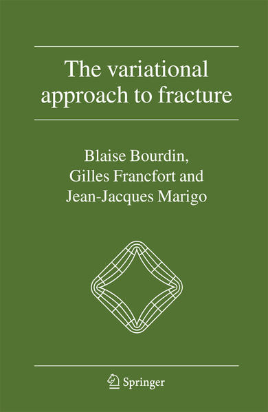 The Variational Approach to Fracture - Coverbild