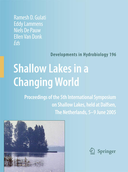 Shallow Lakes in a Changing World - Coverbild