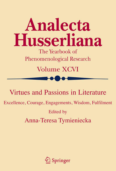 Virtues and Passions in Literature - Coverbild