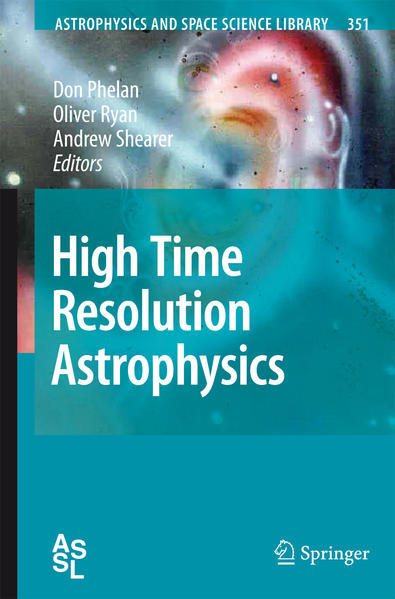 High Time Resolution Astrophysics - Coverbild