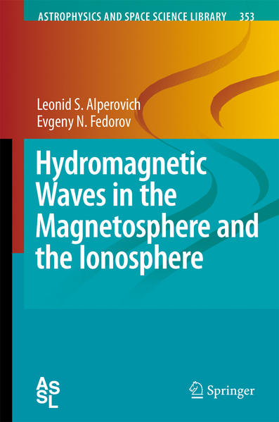 Hydromagnetic Waves in the Magnetosphere and the Ionosphere - Coverbild