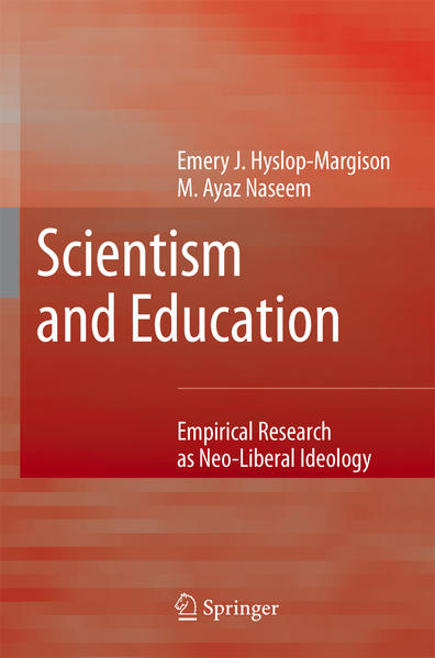 Scientism and Education - Coverbild