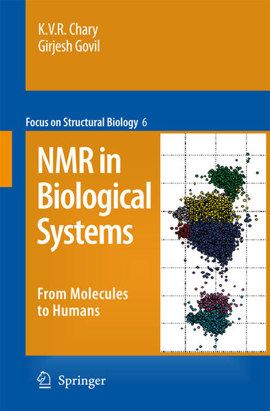 NMR in Biological Systems - Coverbild