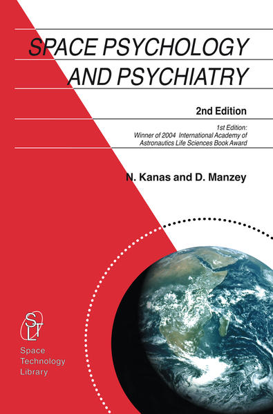 Space Psychology and Psychiatry - Coverbild