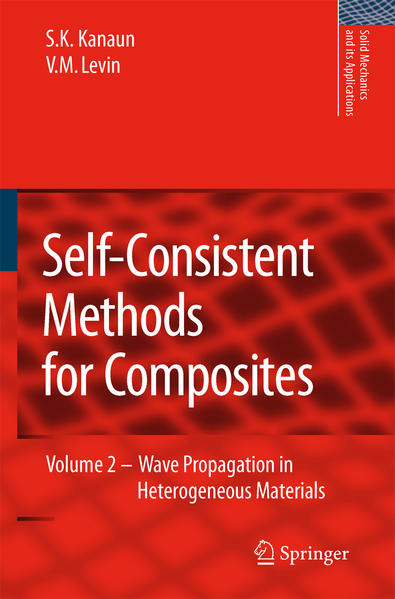 Self-Consistent Methods for Composites - Coverbild