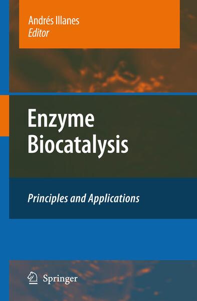 Enzyme Biocatalysis - Coverbild