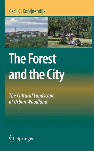 The Forest and the City - Coverbild