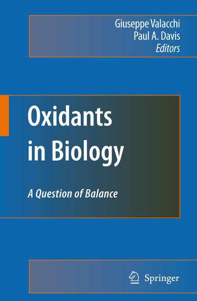 Oxidants in Biology - Coverbild