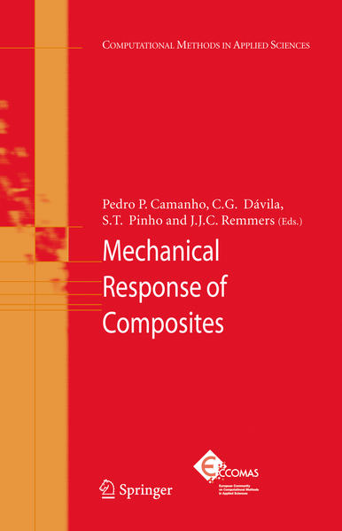 Mechanical Response of Composites - Coverbild