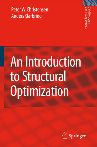 An Introduction to Structural Optimization - Coverbild