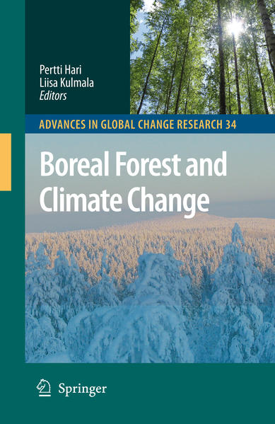 Boreal Forest and Climate Change - Coverbild