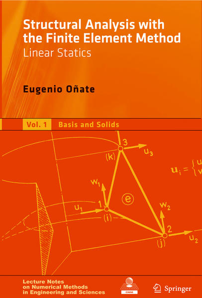 Structural Analysis with the Finite Element Method. Linear Statics - Coverbild