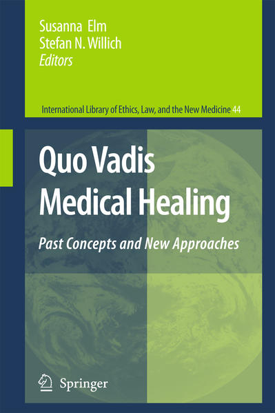 Quo Vadis Medical Healing - Coverbild