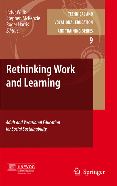 Rethinking Work and Learning - Coverbild
