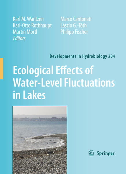 Ecological Effects of Water-level Fluctuations in Lakes - Coverbild