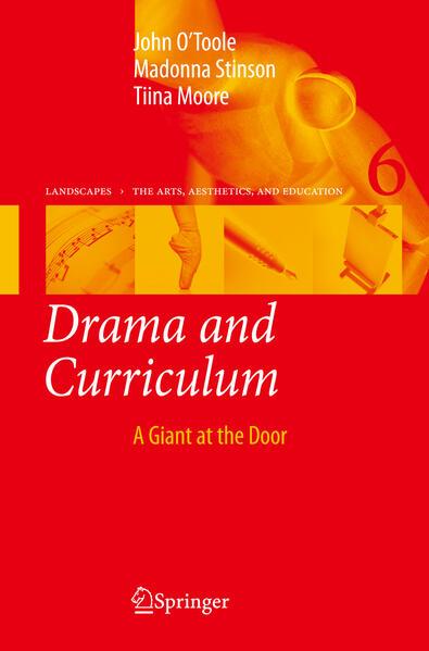 Drama and Curriculum - Coverbild