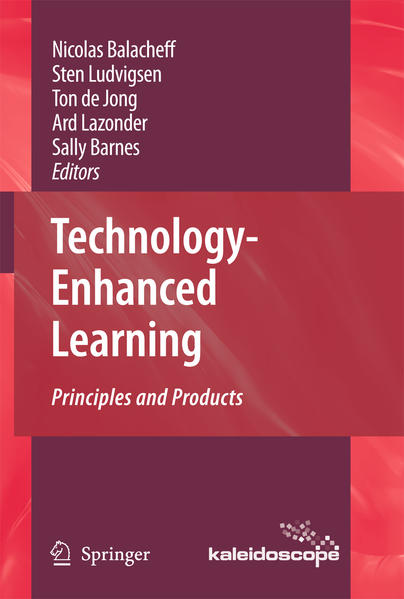 Technology-Enhanced Learning - Coverbild