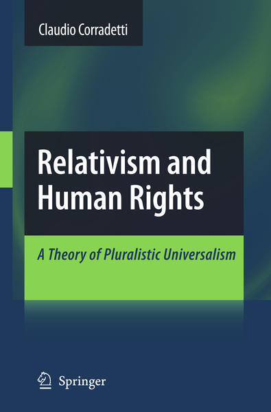 Relativism and Human Rights - Coverbild