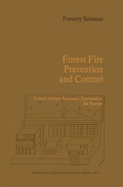 Forest Fire Prevention and Control - Coverbild
