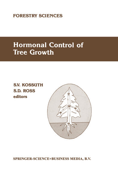 Hormonal Control of Tree Growth - Coverbild