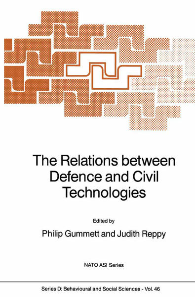 The Relations between Defence and Civil Technologies - Coverbild