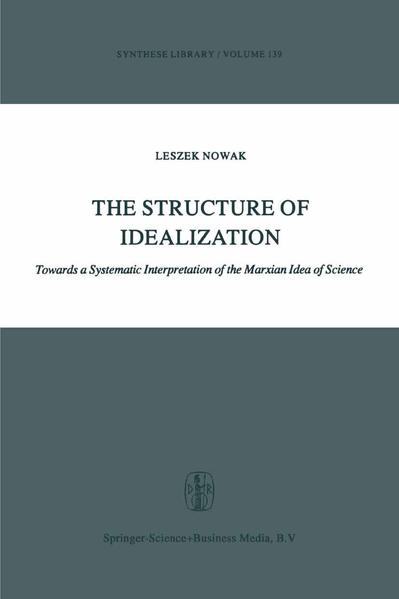 The Structure of Idealization - Coverbild