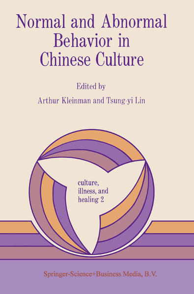 Normal and Abnormal Behavior in Chinese Culture - Coverbild