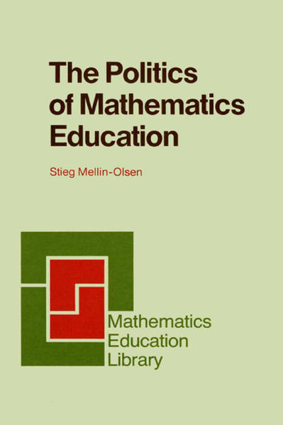 The Politics of Mathematics Education - Coverbild
