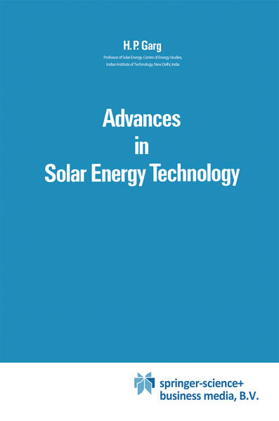 Advances in Solar Energy Technology - Coverbild