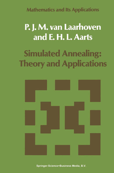 Simulated Annealing: Theory and Applications - Coverbild