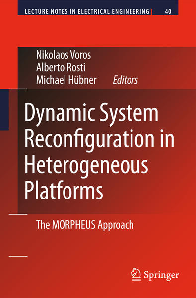 Dynamic System Reconfiguration in Heterogeneous Platforms - Coverbild