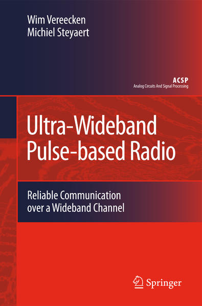 Ultra-Wideband Pulse-based Radio - Coverbild