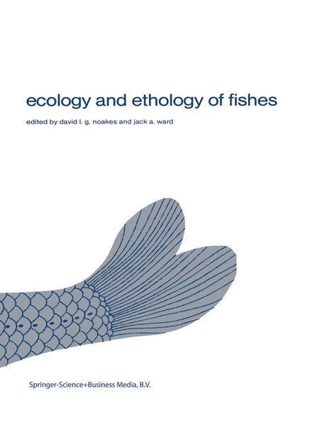 Ecology and ethology of fishes - Coverbild
