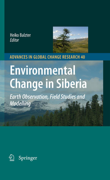 Environmental Change in Siberia - Coverbild