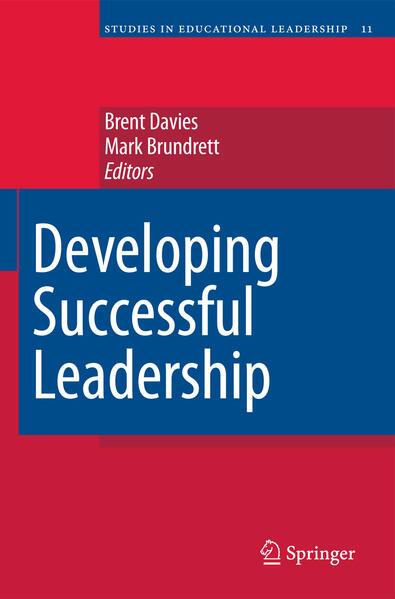 Developing Successful Leadership 978-9048191062 EPUB TORRENT von Brent Davies