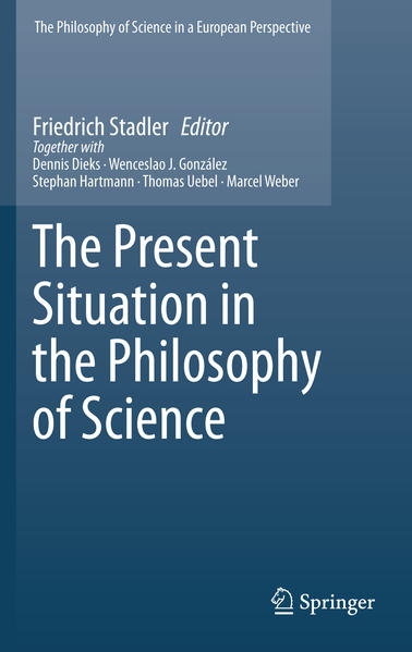 The Present Situation in the Philosophy of Science - Coverbild