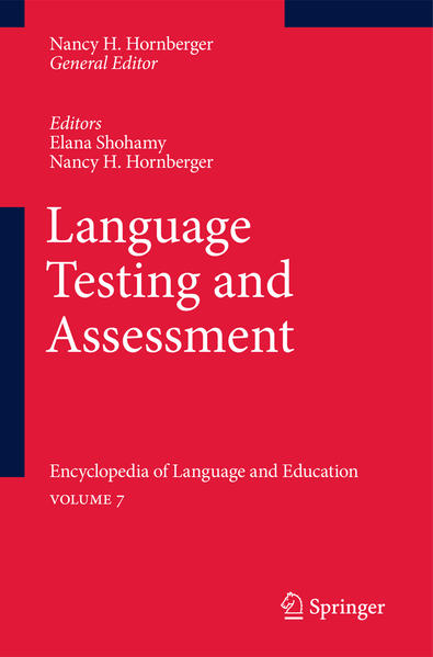 Language Testing and Assessment - Coverbild