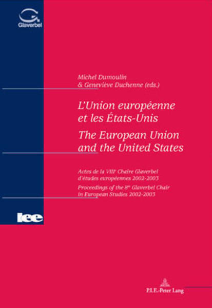L'Union européenne et les États-Unis- The European Union and the United States - Coverbild
