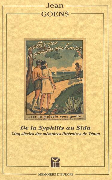 De la Syphilis au Sida - Coverbild