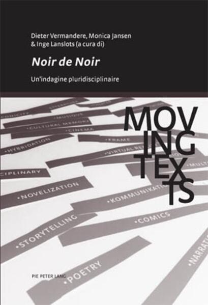 «Noir de noir» - Coverbild