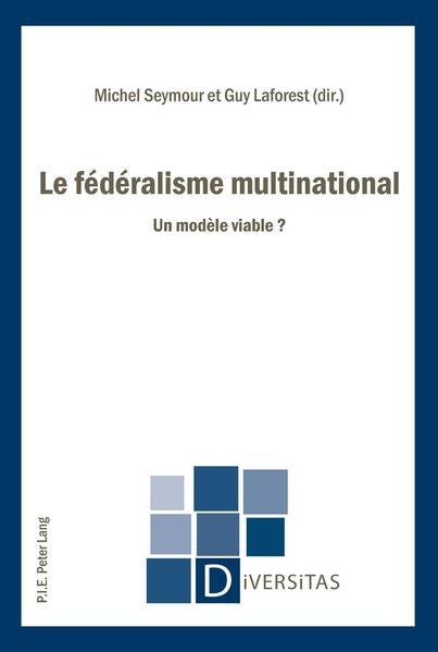 Le fédéralisme multinational - Coverbild