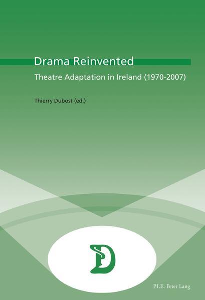 Drama Reinvented - Coverbild
