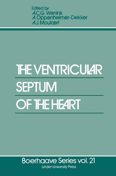 The Ventricular Septum of the Heart - Coverbild
