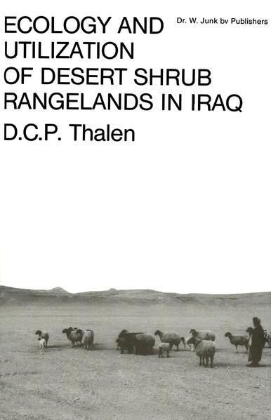 Ecology and Utilization of Desert Shrub Rangelands in Iraq - Coverbild