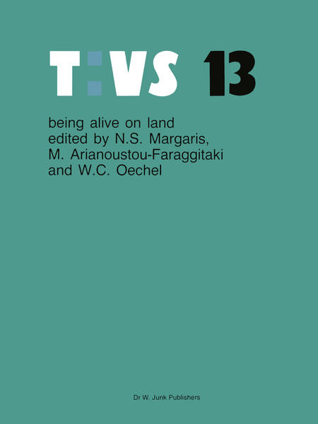 Being alive on land - Coverbild