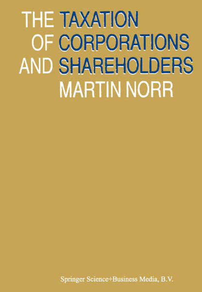 The Taxation of Corporations and Shareholders - Coverbild