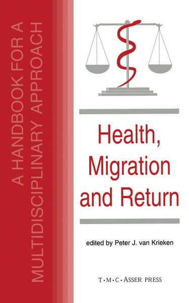 Health, Migration and Return:A Handbook for a Multidisciplinary Approach - Coverbild