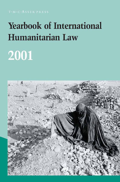 Yearbook of International Humanitarian Law - 2001 - Coverbild