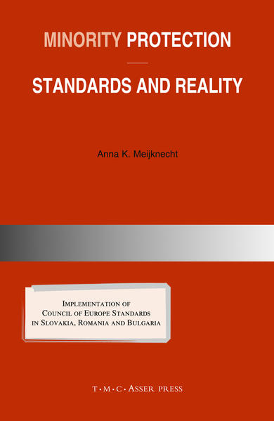 Minority Protection: Standards and Reality - Coverbild