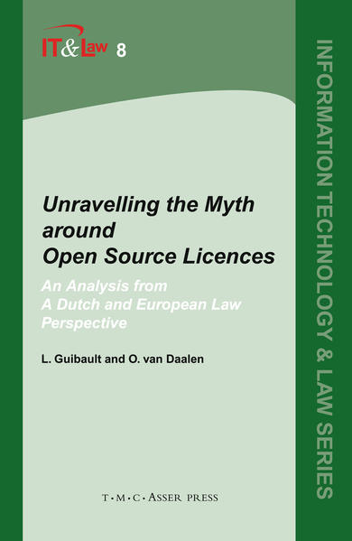 Unravelling the Myth around Open Source Licences - Coverbild
